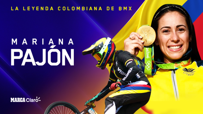 Mariana Pajón: The Golde Route