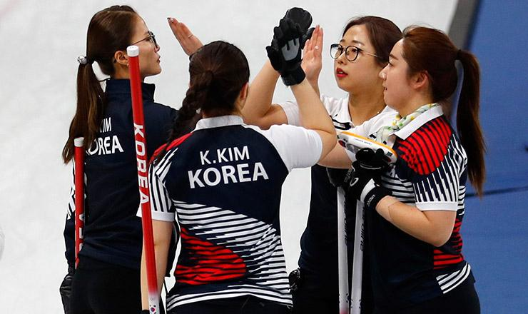 Curling | Corea vs Rusia Femenil | Evento completo | Día 12