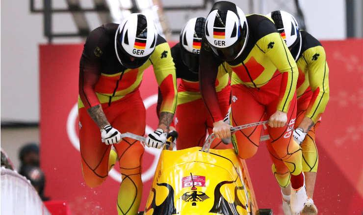 Bobsled | Final Cuatro Plazas Varonil | Heat 3 & 4 | Evento completo | Día 16
