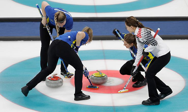 Curling | Final Femenil | Corea vs Suecia | Evento Completo | Día 16
