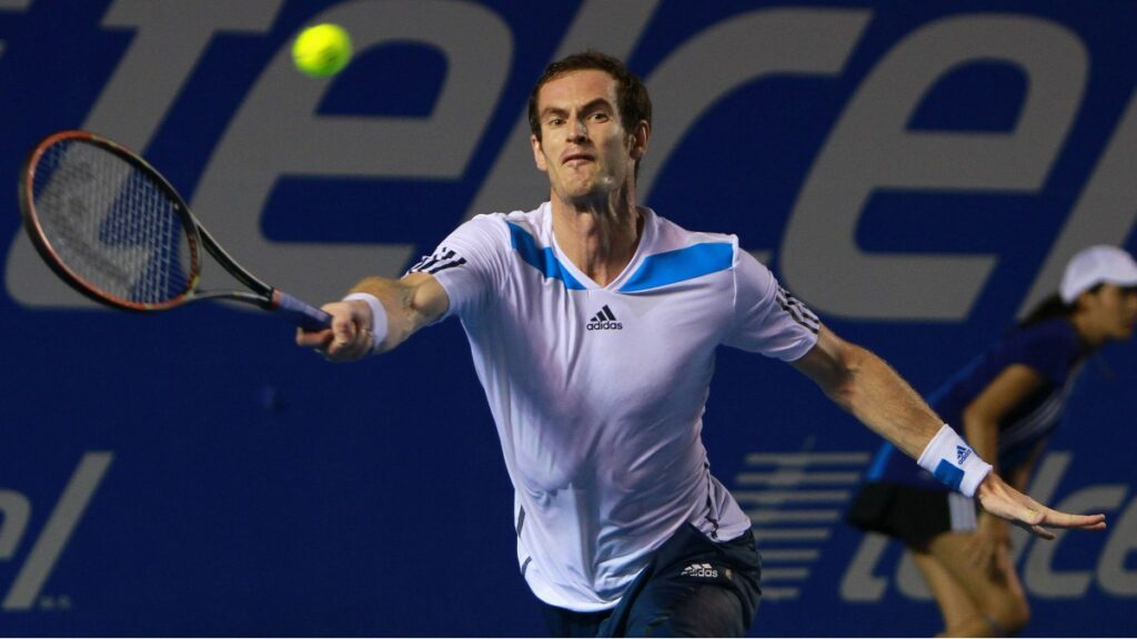 Andy Murray Mexico Tokyo