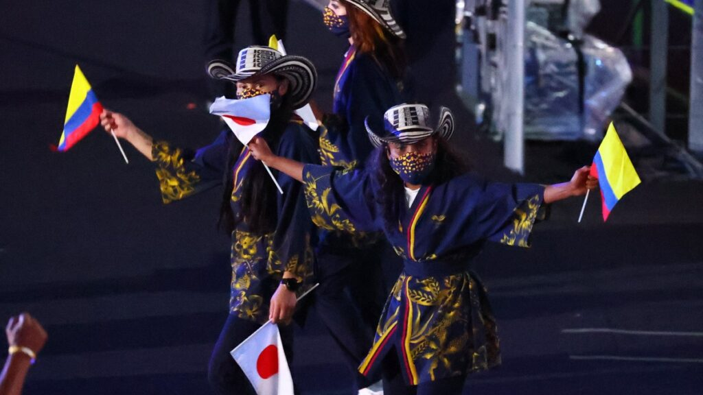 Colombia tokyo 2020
