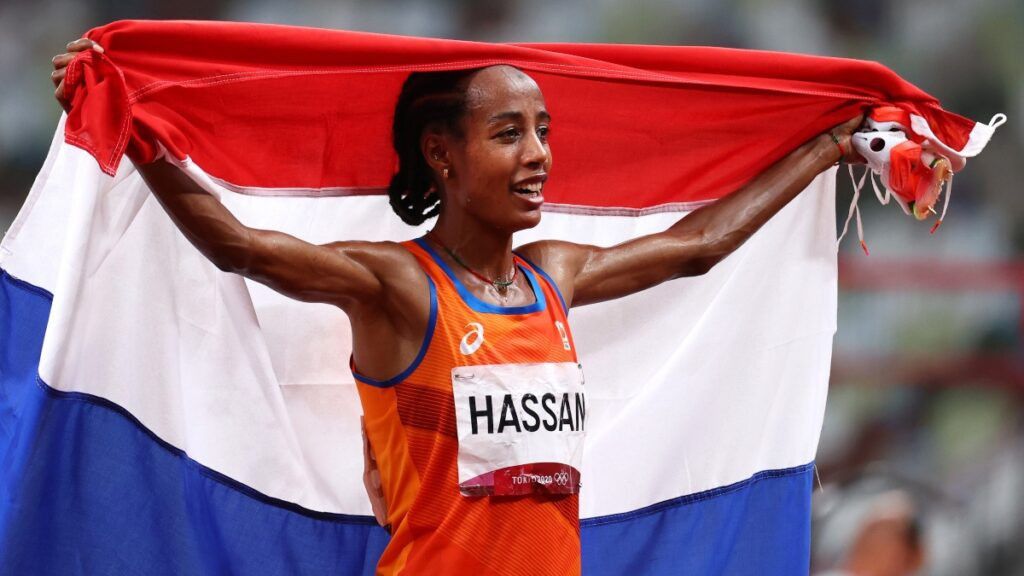 Sifan Hassan Tokyo 2020